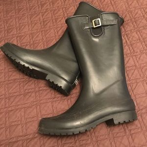 Sperry rubber boot, ladies size 11